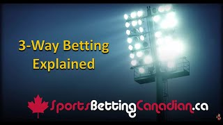 3-Way Betting Explained with Examples (also known as 1x2)