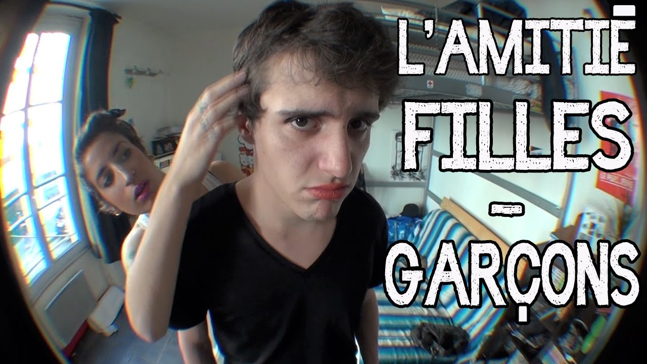 L Amitie Filles Garcons Youtube