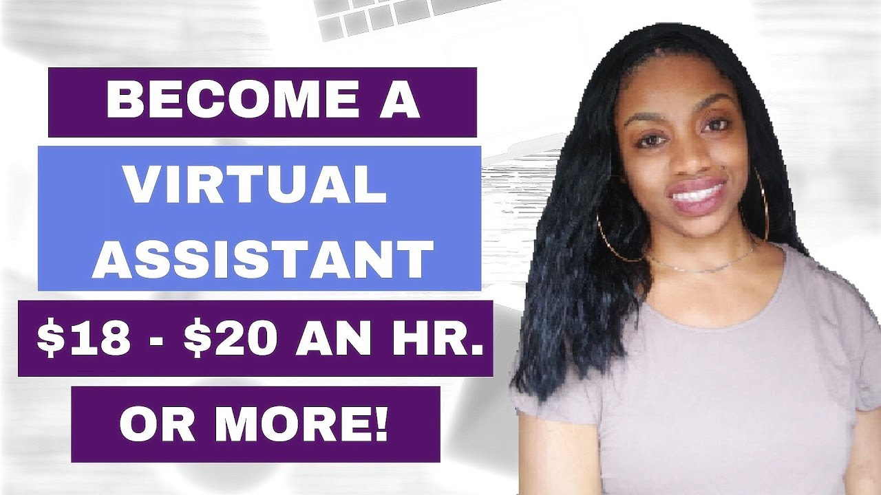 Work from Home as a Virtual Assistant | Make $800-$5000 Monthly!