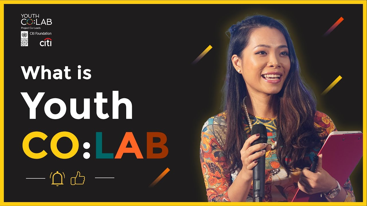 What is Youth Co:Lab?