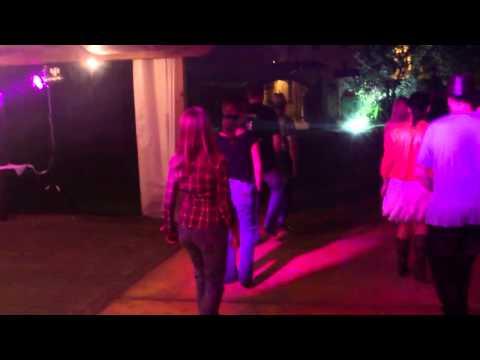 Country Line Dance Al Marangon 30/07/11 - Zac Brown Band - Toes