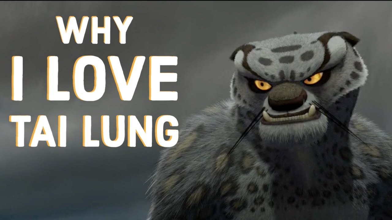 Why I Love Tai Lung - The Weight of Expectations (Kung Fu Panda)