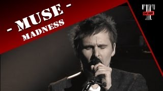Muse - Madness (Live on TV show TARATATA 2012)