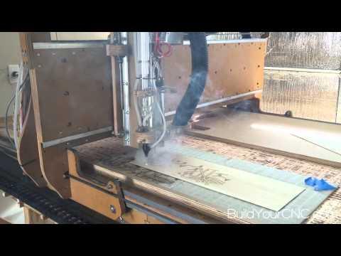 80 Watt Vertical Laser Xl 4 X8 Laser Cutter And Engraver
