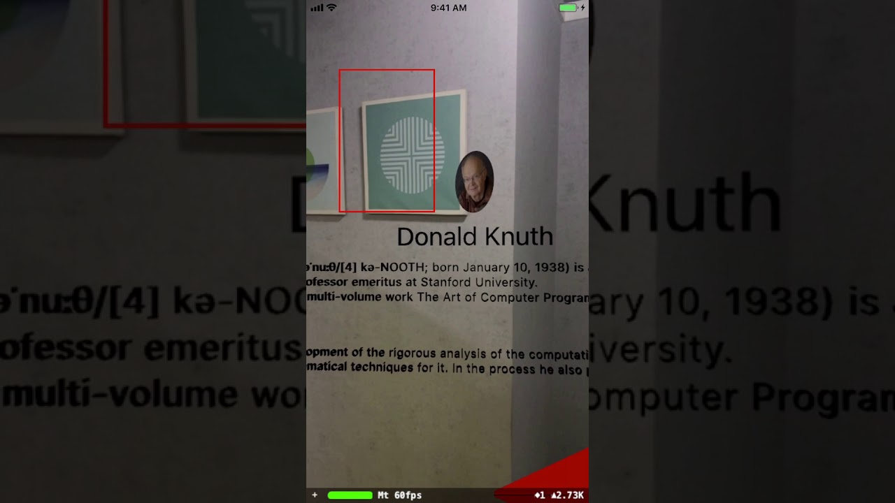 Object Detection With Turi Create And Augmentation Using ARKit