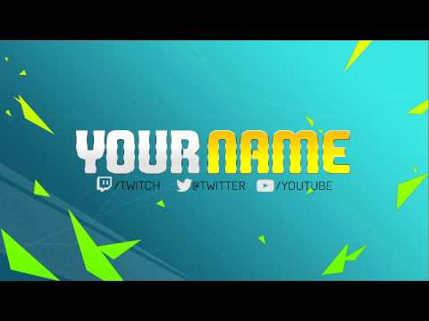 FIFA 16 EDITABLE YOUTUBE BANNER/CHANNEL ART - YouTube