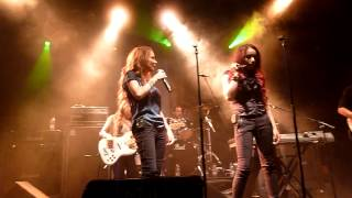 "Chasing Violets with Frédéric Slama (AOR) - ""Leave Her To Heaven"" Live In Madrid 2012"