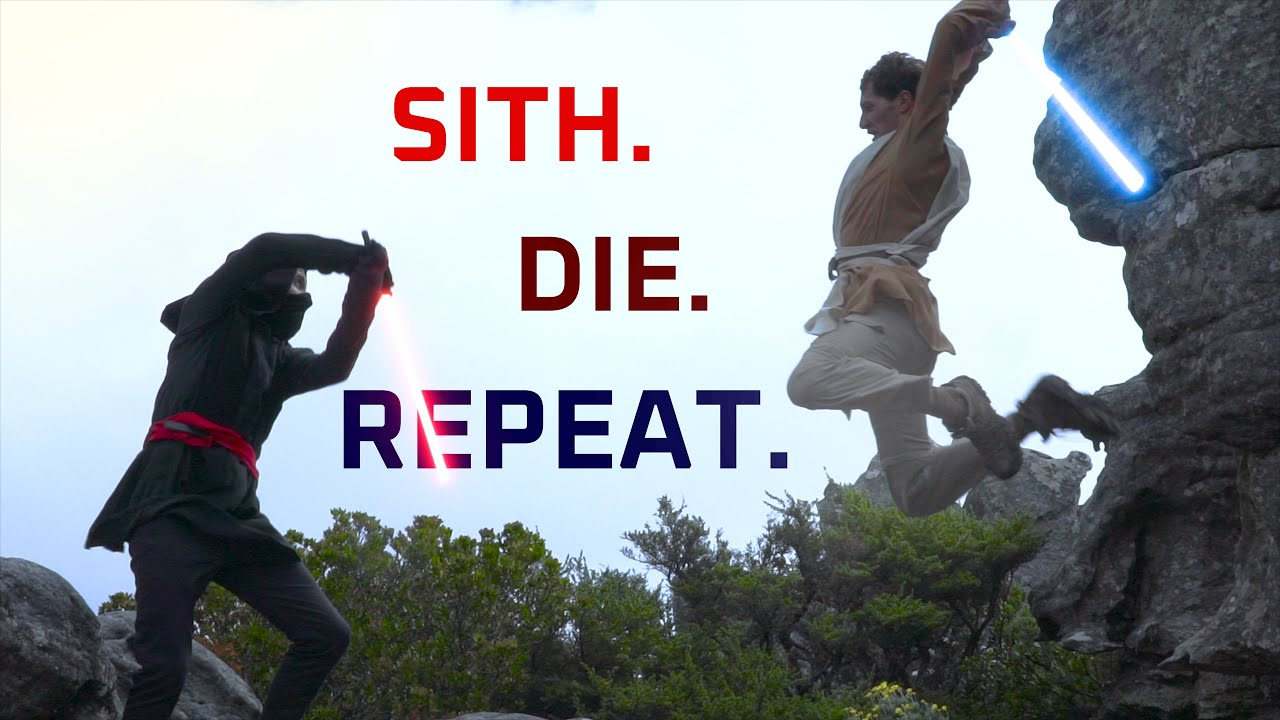 """Sith. Die. Repeat.  -  """"Memories of another future"""""""