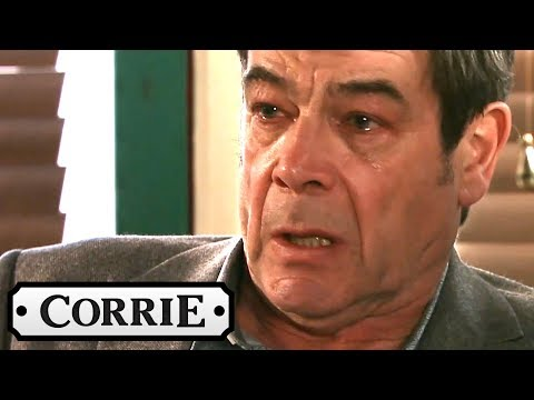 Coronation Street - Johnny Runs Out of the 'Speak & Save' Event