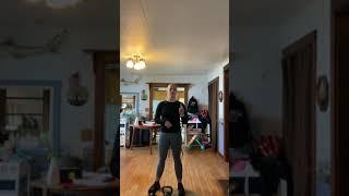 Pyramid workout 50-10-50