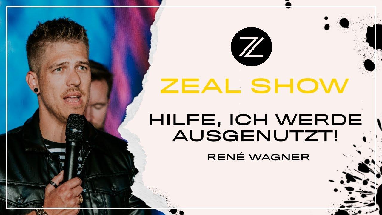 Videopodcast | Hilfe, ich werde ausgenutzt! | René Wagner