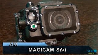anlisis cmara AEE MagiCam S60