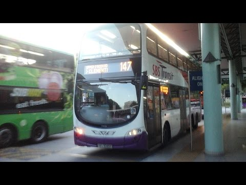 SBS Transit Service 147 Clementi - Hougang Central (Volvo B9TL Wright)