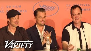 'Once Upon A Time In Hollywood' Press C...