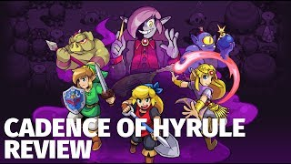 It's Time To Dance! Cadence of Hyrule Review (Video Game Video Review)
