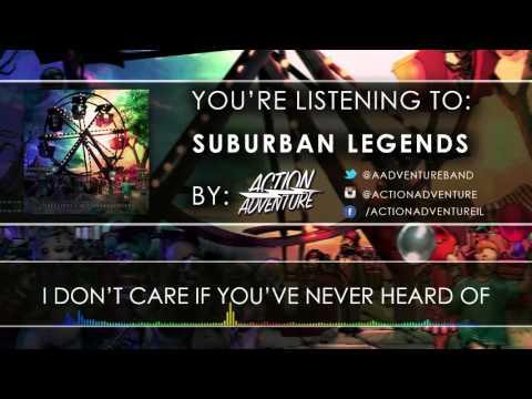 Action/Adventure - Suburban Legends