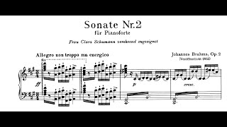 vuclip Brahms: Sonata No.2 in F-sharp minor, Op.2 (Zimerman)