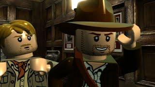 LEGO Indiana Jones 2 100% Walkthrough Part 1 - Kingdom of the Crystal Skull
