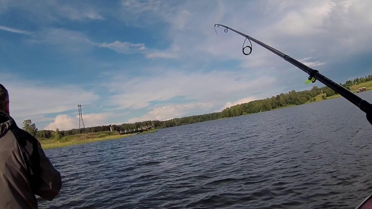 рыбалка на Яузском водохранилище 10.07.2016 г.