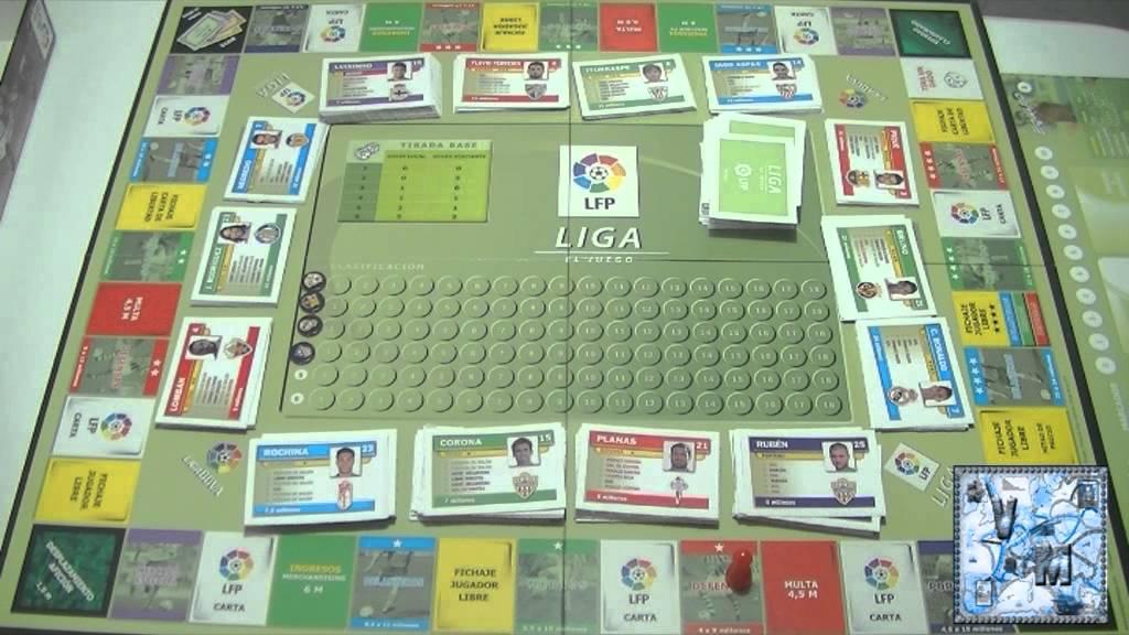 El juego de la liga juego de mesa rese a aprende a for Cazafantasmas juego de mesa