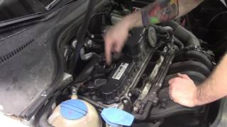 2009 Volkswagen Jetta 2.5L- Misfire (Flashing Check Engine Light) w/o using a Scantool