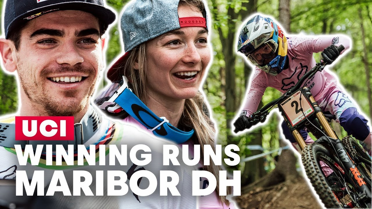 c55af343ebb Maribor World Cup DH winning runs and results - MBR