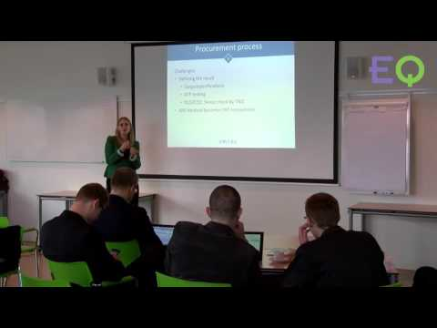 EcoQUIP | The Innovation Procurement Journey (Part 1) Presentation at Erasmus MC