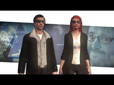 Moulder and Scully – The Secret World – Ep #1