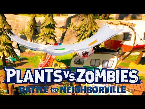 QUEST: Tarper Image (Weirding Woods) In Plants Vs Zombies Battle For Neighborville