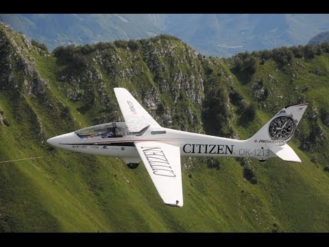 CITIZEN Watches co. Official Video 2013 with Luca Bertossio