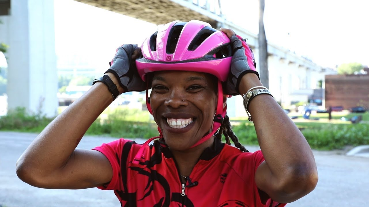 'Black Girls Do Bike' Changes The Face Of Cycling In Cleveland