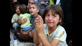 Heart Touching Children In Syria Civil War: Share If You Care