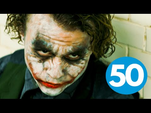 The Top 50 Greatest Movie Villains Of All Time