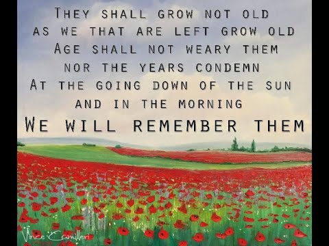 Remembrance Day - The Last Post