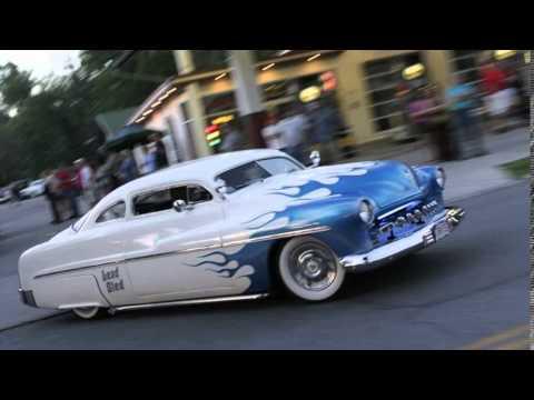 1948 mercury leadsled youtube