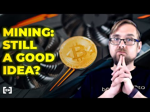 Should you get into crypto minning (in 2021)?