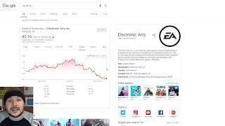 EA Got Woke And Went Broke, Stock Price PLUMMETS
