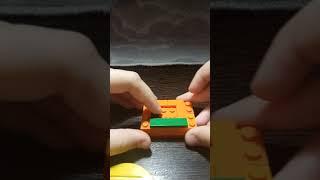 Самая простая Лего конфетница .