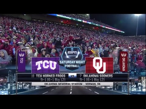 OU vs Texas Christian 2015