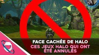 La Face Cachée de Halo - Ces jeux Halo auxquels vous ne jouerez probablement jamais.