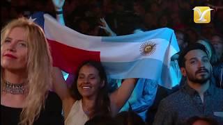 Los Fabulosos Cadillacs - Siguiendo La Luna - Festival de Viña del Mar 2017 - HD 1080p