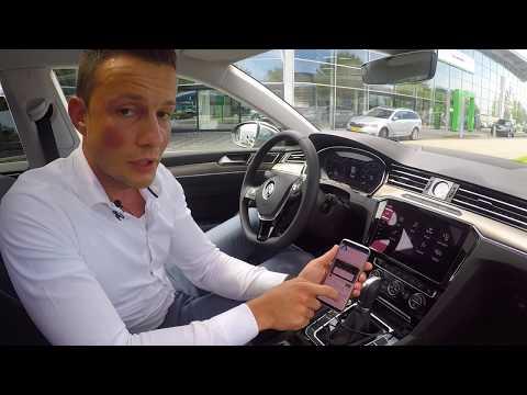 Connect je Android toestel met Volkswagen, Seat of Skoda via Smartlink
