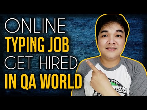 Get Hired As An Online Transcriptionist At QA World Work From Home Philippines