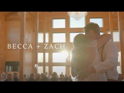 Becca + Zach