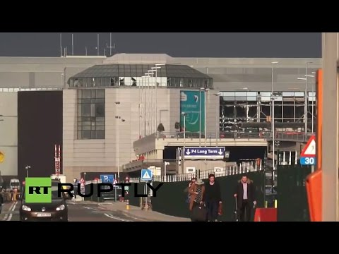 LIVE from Brussels after explosions rock airport and metro station