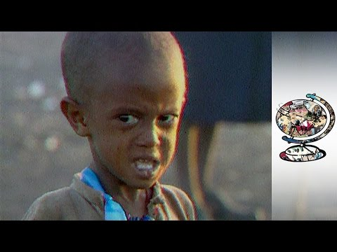 The Ethiopian Famine Video That Shocked The World