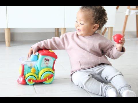 Sophie la Girafe Детска играчка Магическият влак #OInn1S7bWQE
