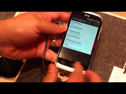 HTC Desire X hands-on