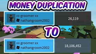 EASY DUPLICATION GLITCH Money, Wood, Presents Lumber Tycoon 2 RoBlox