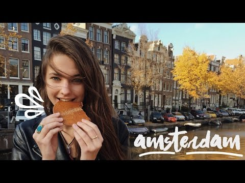 Sights and Sounds of Amsterdam | Travel VLOG